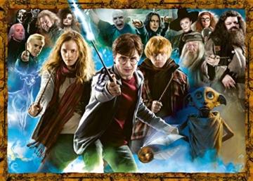 Ravensburger Puzzle 15171 - Der Zauberschüler Harry Potter - 1000 Teile - 6