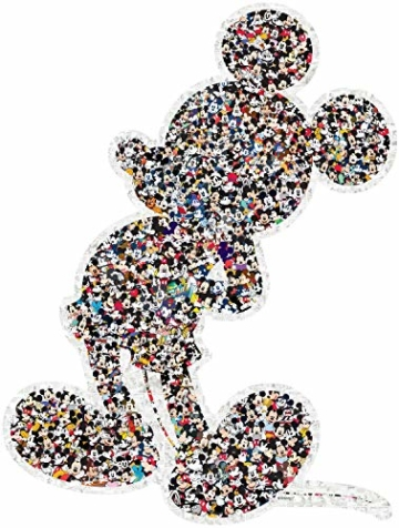 Ravensburger Puzzle 16099 - Shaped Mickey - 945 Teile - 5