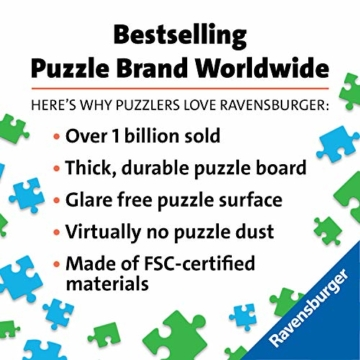 Ravensburger Puzzle 16698 - Wunder der Welt - 2000 Teile - 2