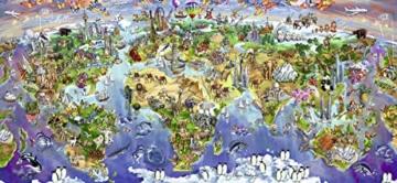 Ravensburger Puzzle 16698 - Wunder der Welt - 2000 Teile - 3