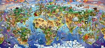 Ravensburger Puzzle 16698 - Wunder der Welt - 2000 Teile - 6