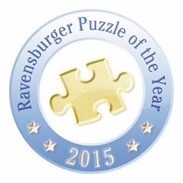 Ravensburger Puzzle 19538 - Mystisches Licht - 1000 Teile - 5