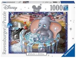 Ravensburger Puzzle 19676 - Dumbo - 1000 Teile - 1