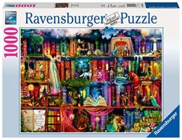 Ravensburger Puzzle 19684 - Magische Märchenstunde - 1000 Teile - 3