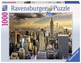 Ravensburger Puzzle 19712 - Großartiges New York - 1000 Teile - 1