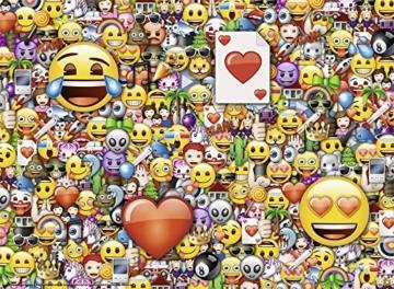Ravensburger-Puzzle-Emoji-300 Stück, 13240 - 2