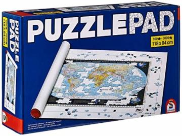Schmidt Spiele 57988 Puzzle Pad Für Puzzles bis 3000 Teile - 1