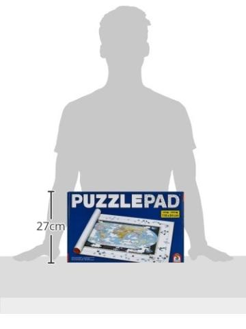 Schmidt Spiele 57988 Puzzle Pad Für Puzzles bis 3000 Teile - 3
