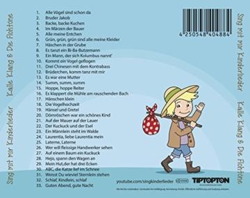 Sing mit Mir Kinderlieder Vol.1 - 2