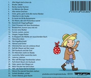 Sing mit Mir Kinderlieder Vol.1 - 4